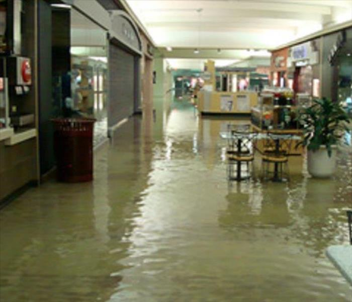 Commercial Water damage in Woolwich NJ,