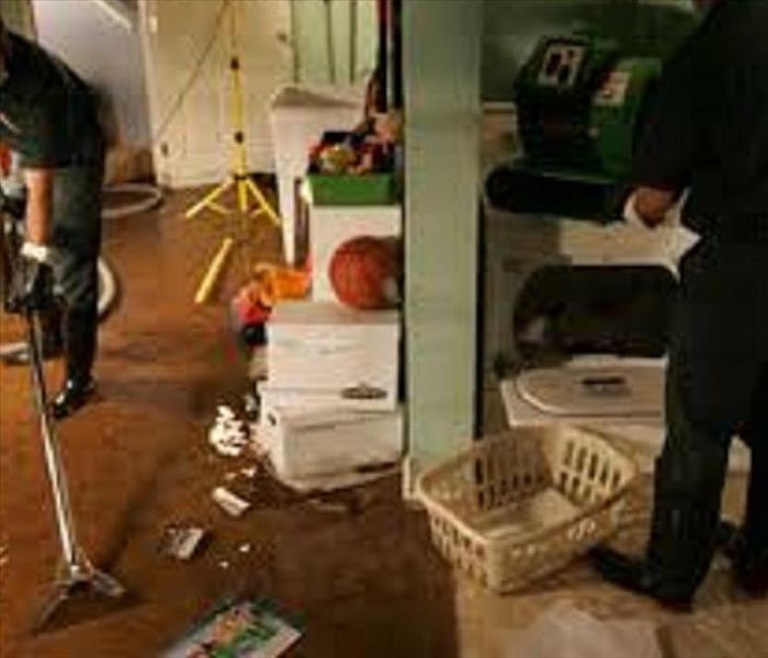 Water damage in Woolwich NJ,
