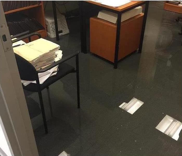 Commercial Commercial Water damage in Woolwich NJ,