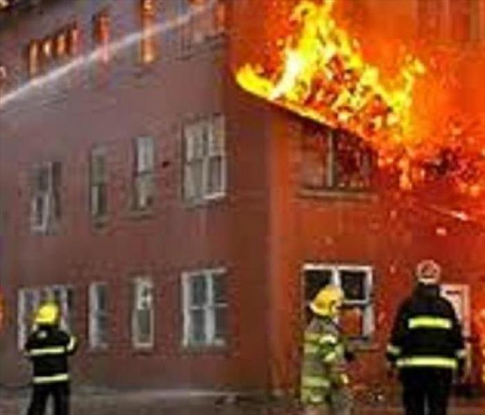 Commercial Commercial Fire damage in Woolwich NJ, Fire Damage in Woolwich NJ,