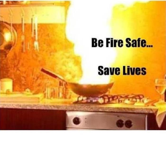 Fire Damage Home Fires During the Holidays, Be Safe